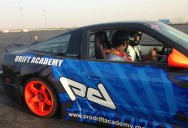 Learn to drift at the Prodrift Academy