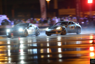 Nissan and Prodrift Academy achieve Guinness World Record
