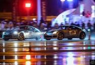 Nissan Z Guinness World Record Twin Drift