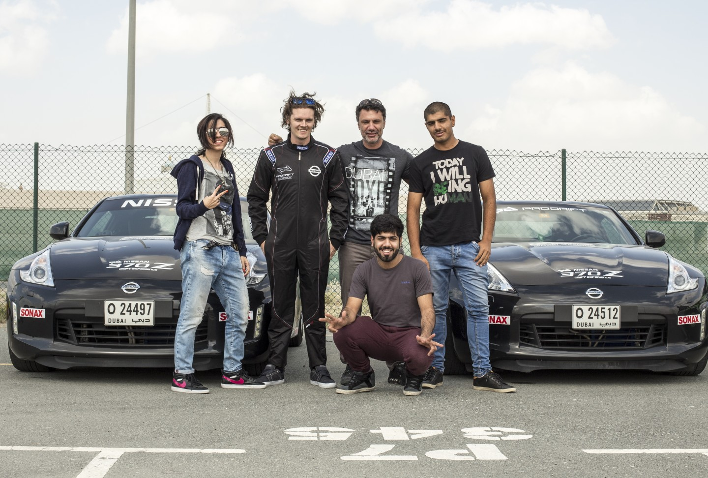 Prodrift Academy Students